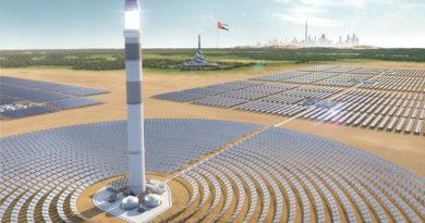 MBR Solar Park CSP