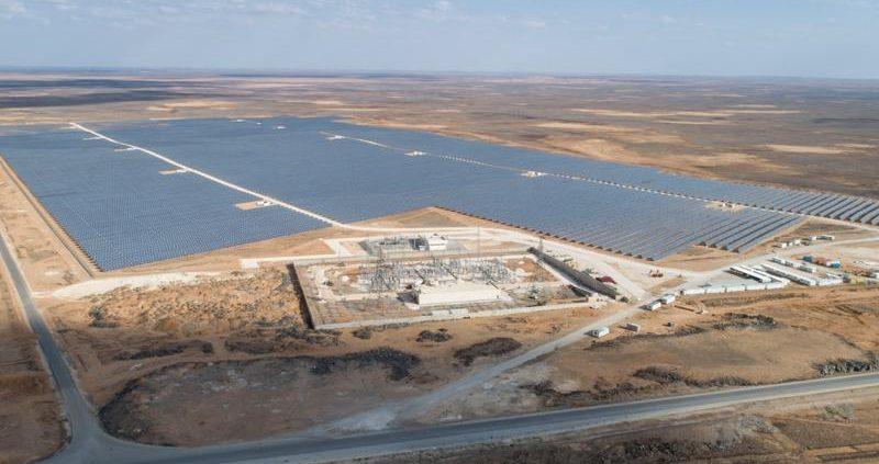 التشغيل التجاري لمحطة الصفاوي في الأردن بقدرة 51 ميجاواط \ 66.69 ميجاواط ذروة