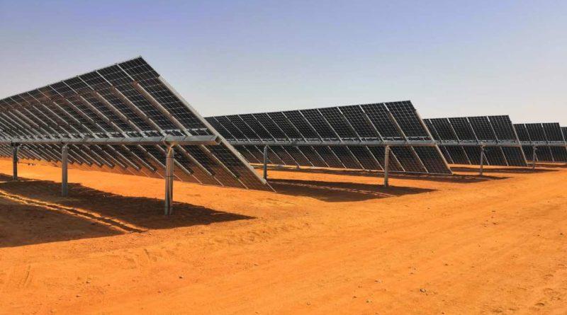 سكاتيك سولار Scatec Solar توصل أول 65 ميجاواط في بنبان مصر