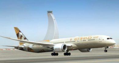 طيران الاتحاد يخطط لتقليص كمية البلاستيك المستخدمة لمرة واحدة بنسبة 80% حتى 2022