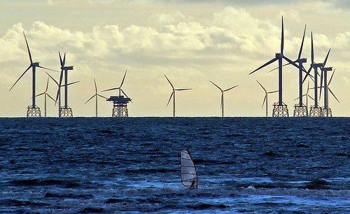 مزرعة والني لطاقة الرياح في المياه