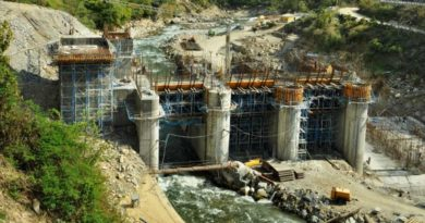 محطة للطاقة الكهرومائية بقدرة 108 ميجاواط و بتكلفة 300 مليون دولار في وسط المغرب