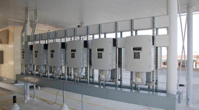 القالبة في الأنظمة الكهروضوئية – PV Systems inverter