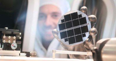 معهد فرانهوفر الألماني للطاقة الشمسية ينجح بتصنيع خلايا كهروضوئية بكفاءة 34.1%