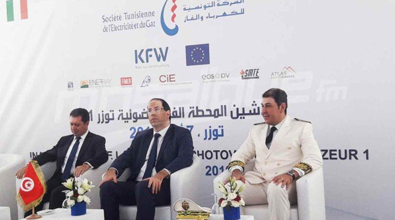 دشنت الحكومة التونسية محطة توزر 1 للطاقة الشمسية الكهروضوئية بقدرة 10 ميجاواط و أعلنت عن البدء بأعمال تشييد محطة ثانية بنفس القدرة باسم توزر 2 و بإستثمار يقدر ب 62 مليون دينار تونسي