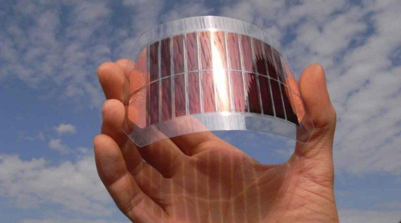 الخلايا الكهروضوئية العضوية – Organic Solar Cells