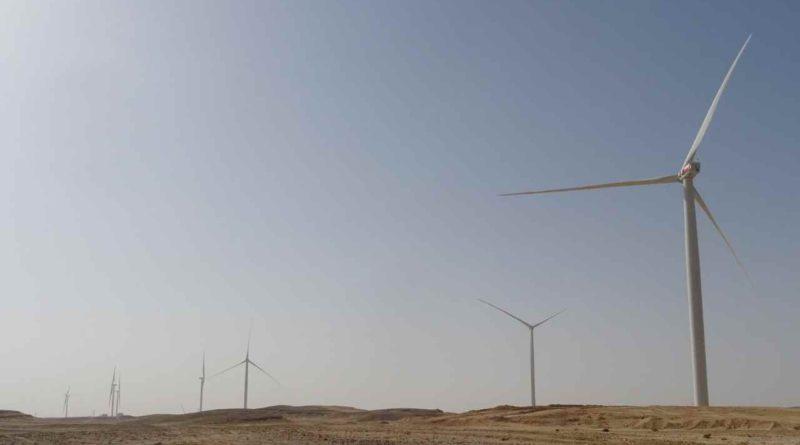أعلنت شركتي مصدر الإماراتية Masdar و جينيرال إليكتريك الأمريكية GE عن ربط أول عنفة رياح بالشبكة الكهربائية في محطة ظفار لطاقة الرياح في سلطنة عمان