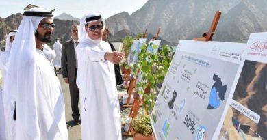 الامارات: ديوا DEWA ترسي عقد إنشاء المحطة الكهرومائية في حتا بقدرة 250 ميجاواط