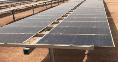 التشغيل التجاري ل 195 ميجاواط لعدة شركات في مجمع بنبان للطاقة الشمسية في مصر