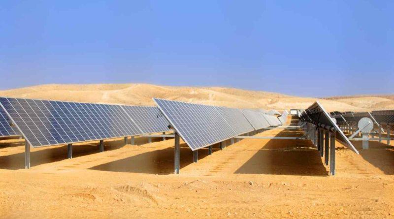 إحالة عقد الخدمات الاستشارية لمحطة الزعفرانة للطاقة الشمسية على شركة ألمانية