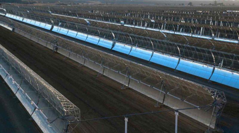 الطاقة الشمسية المركزة - Concentrated solar power (CSP)