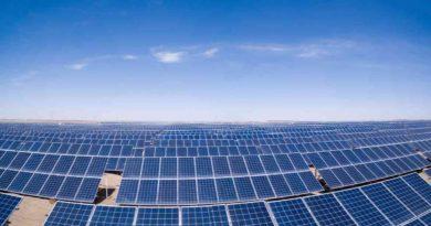 عرض سعر قياسي للمرحلة الخامسة من مجمع محمد بن راشد للطاقة الشمسية في دبي، الامارات