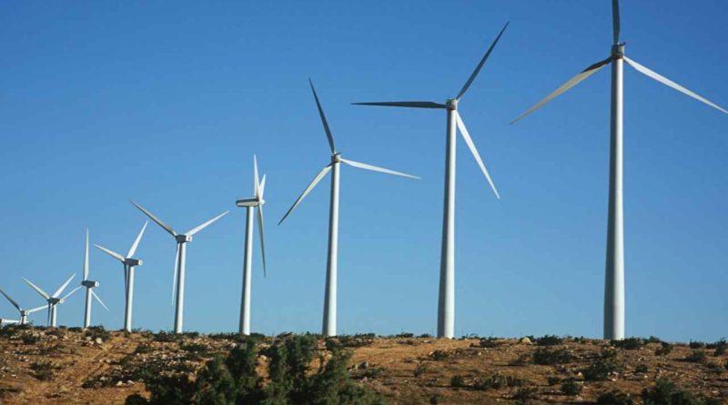 إفتتاح مشروع الفجيج لطاقة الرياح بقدرة 89 ميجاواط مؤلف من 27 عنفة في الأردن