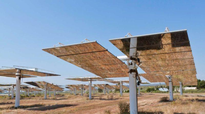التخطيط لبناء محطات طاقة شمسية مركزة CSP في مصر بتكلفة 1.2 مليار دولار أمريكي