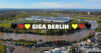 شركة تسلا Tesla تعلن عن مصنعها الجديد في قلب أوروبا قرب العاصمة الألمانية برلين