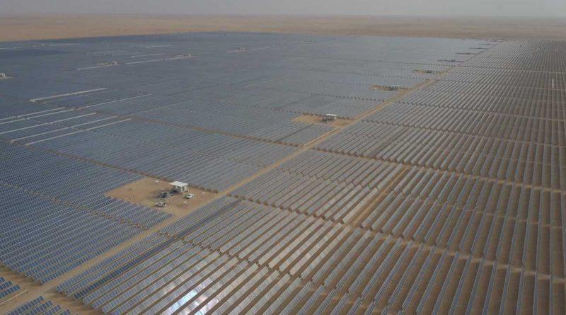 محطة سكاكا للطاقة الشمسية الكهروضوئية تدخل مرحلة التشغيل التجريبي