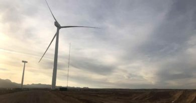 مصر: أوراسكوم كونستراكشون تعلن التشغيل التجاري لأكبر مشروع طاقة رياح بقدرة 262.5 ميجاواط