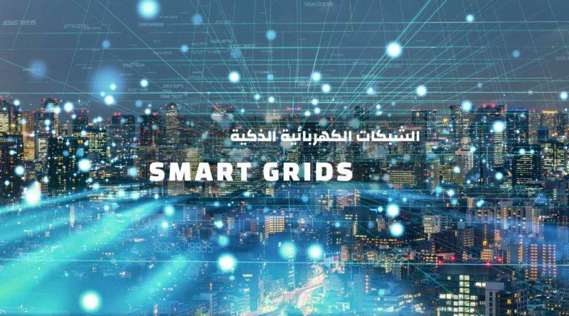 الشبكة الكهربائية الذكية – Smart Grid