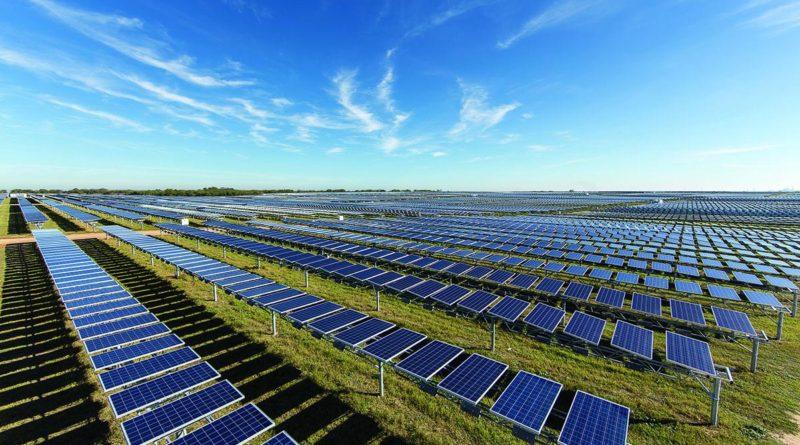 تاريخ الطاقة الشمسية