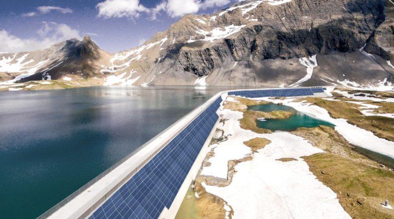 شركة أكسبو السويسرية تطور أول محطة طاقة شمسية كهروضوئية معلقة على السدود بقدرة 2 ميجاواط