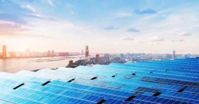 أكبر مشروع طاقة متجددة في الصين