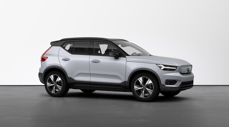 فولفو Volvo تفتح باب الحجز المسبق على سيارة XC 40 Recharge الكهربائية بالكامل