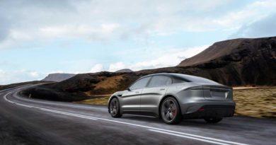 سوني تقدم نموذجاً لسيارة المستقبل الكهربائية VISION-S SONY