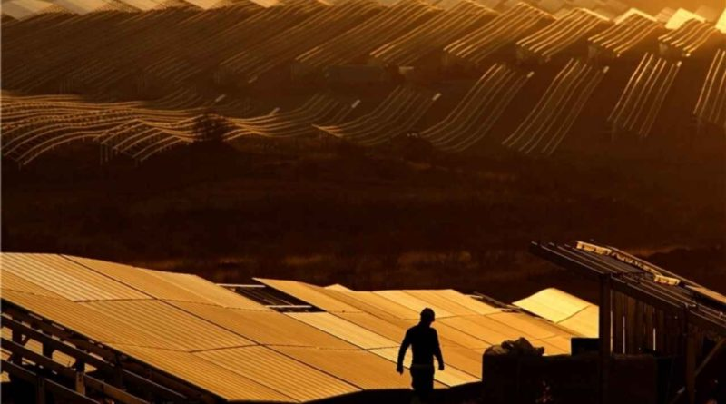 : الانتهاء من أكبر مشروع طاقة شمسية في أوروبا بقدرة 500 ميجاواط