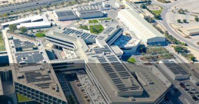 مستشفى الملك حمد الجامعي