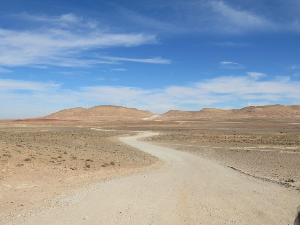 محطة ميدليت لطاقة الرياح في المغرب