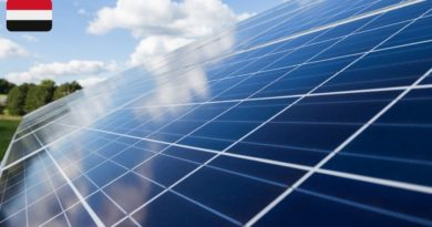 إعفاء أنظمة الطاقة الشمسية من الرسوم الجمركية