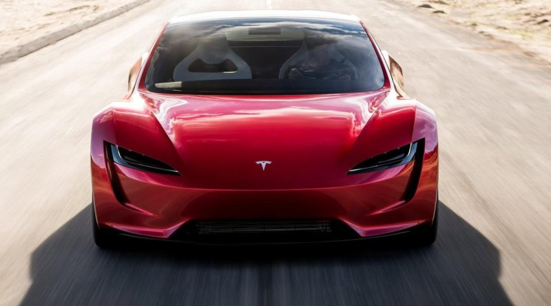 تسلا رودستر – Tesla Roadster