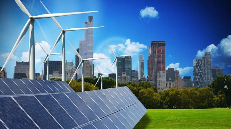 الاهتمام بتكنولوجيا الطاقة المتجددة