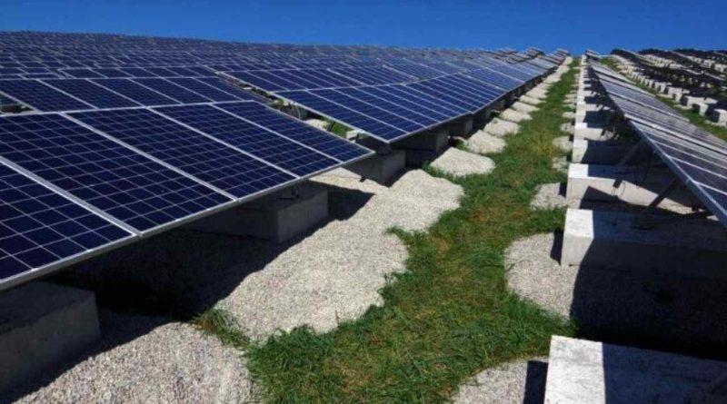 المحطات الشمسية على مدافن النفايات
