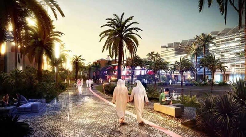 الهيدروجين الأخضر في أبو ظبي