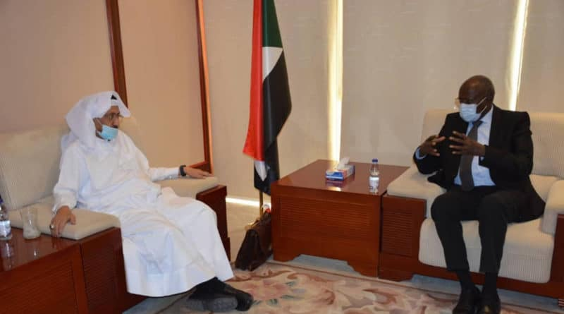الاستثمار في السودان