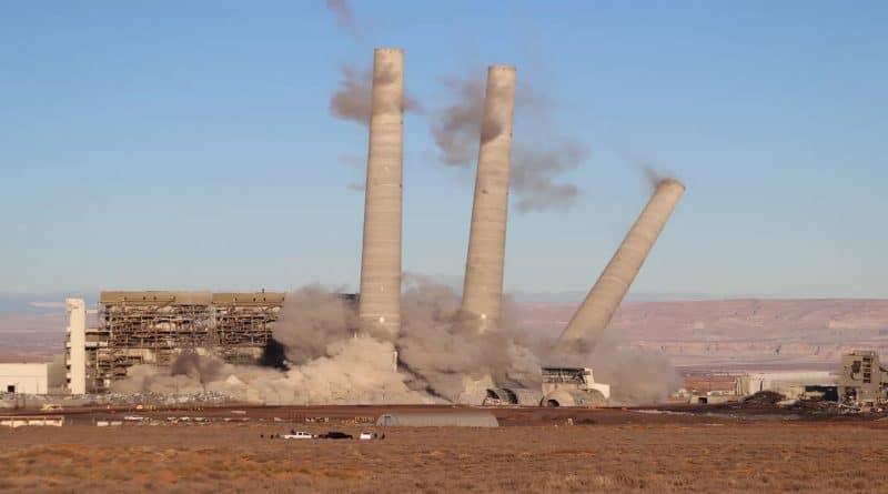 إنهاء حقبة الفحم الحجري