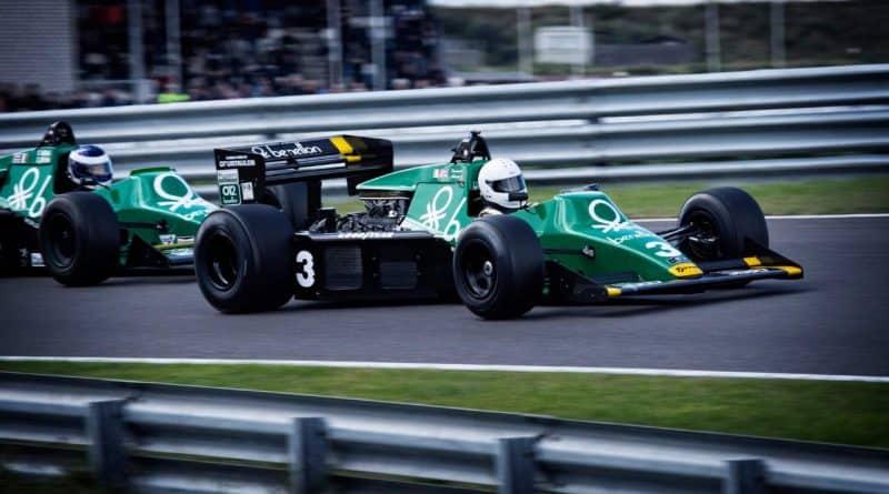 F1 محايدة للكربون