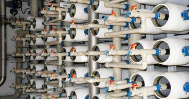 أكبر محطة تحلية مياه البحر