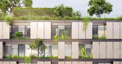 نظام مستدام للمباني الخضراء