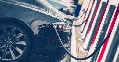 ترخيص المركبات الكهربائية