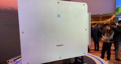 العاكس الشمسي SG320HX