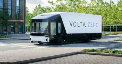 Volta Truck Zero