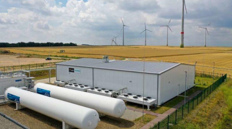 تكاليف إنتاج الهيدروجين الأخضر