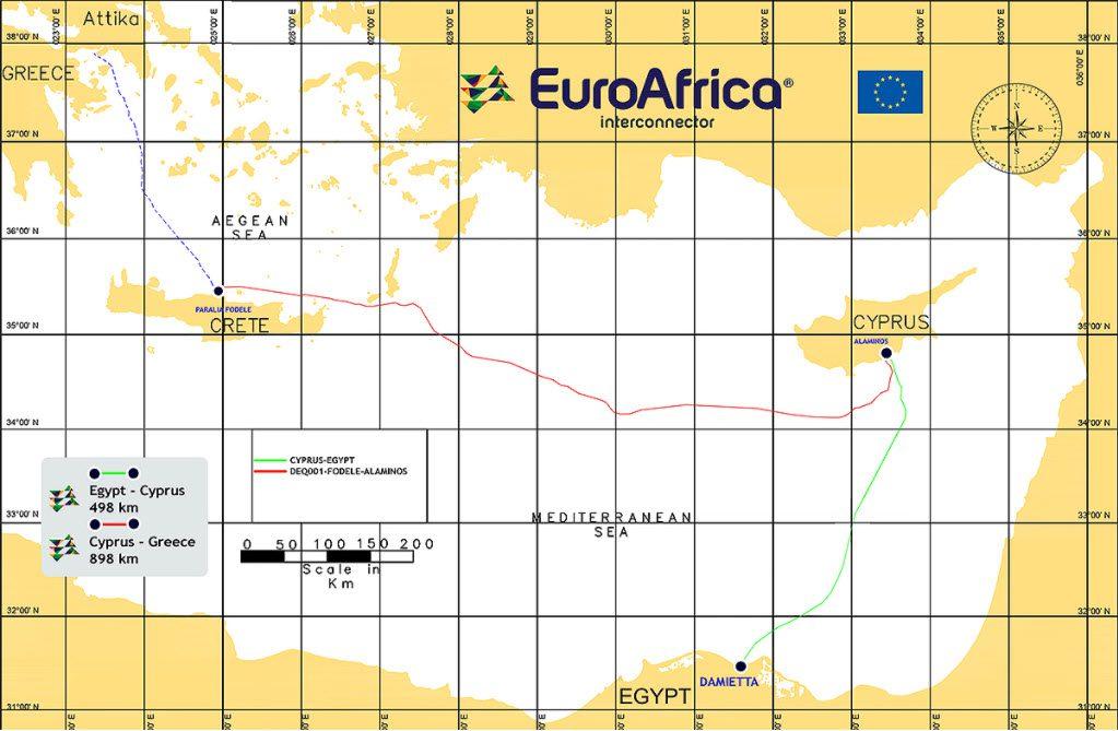مصر تستعد لبيع فائض الكهرباء لأوروبا وأفريقيا
