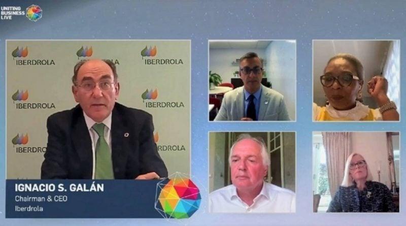 شركة إبيردرولا تؤكد اهتمامها بمشاريع الهيدروجين الأخضر خلال أسبوع المناخ