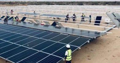 محطة بربرة للطاقة الشمسية