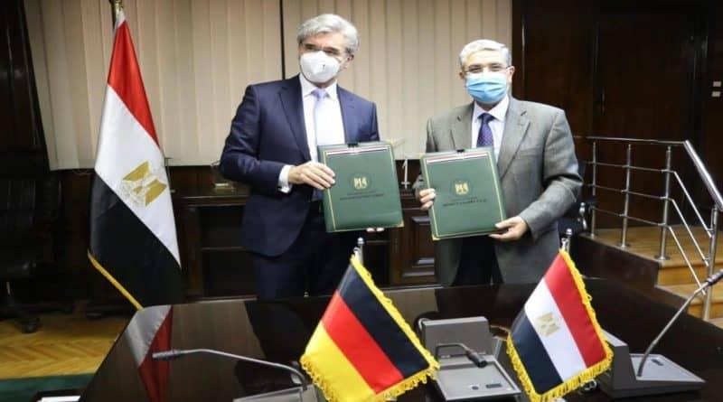 الهيدروجين الأخضر في مصر