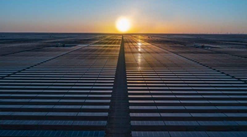 الإغلاق المالي لمشروع سدير للطاقة الشمسية