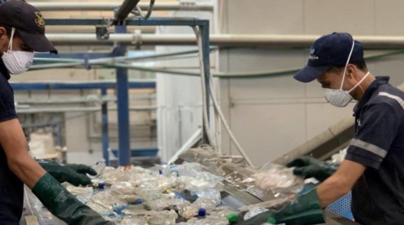 صناعة إعادة تدوير البلاستيك المصرية
